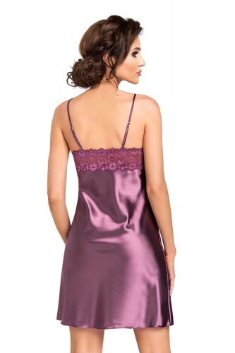 Eva nightdress Plum фото 2