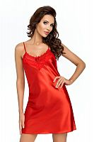 Eva nightdress Red
