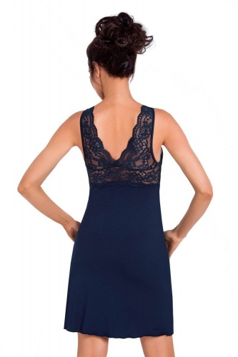 Chantal nightdress Dark Blue фото 2