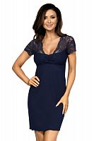 Kasiya nightdress Dark Blue