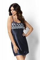 Janette nightdress Dark Blue