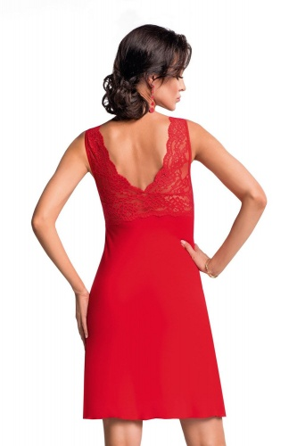 Chantal nightdress Red фото 2