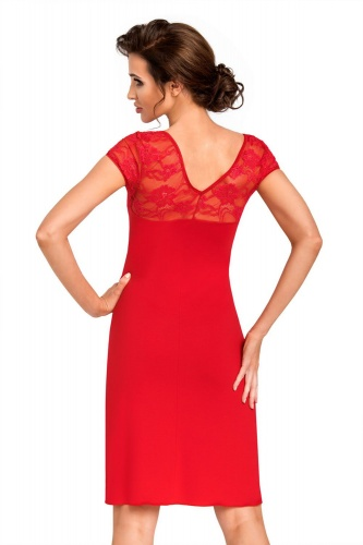 Brigitte nightdress Red фото 2