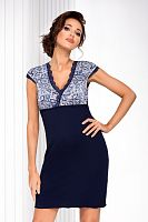 Oktavia nightdress Dark Blue
