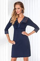 Taylor II nightdress Dark Blue