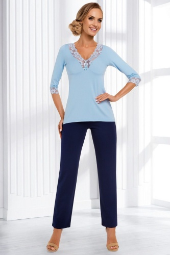 Sandra pyjamas Blue