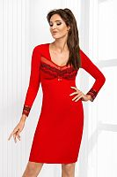 Jasmine II nightdress Red