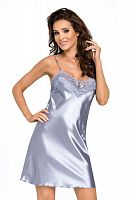 Eva nightdress Silver