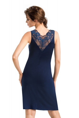 Simone nightdress Dark Blue фото 2