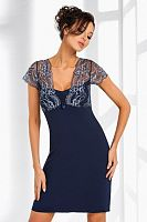 Gloria nightdress Dark Blue