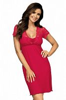 Kasiya nightdress Wineberry