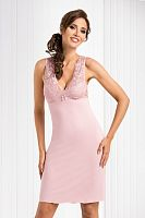Simone nightdress Powder Pink