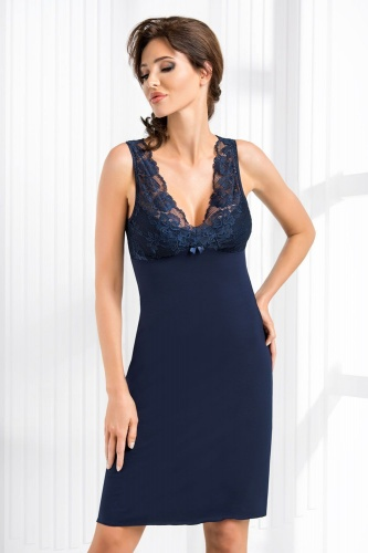 Simone nightdress Dark Blue