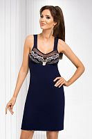 Jasmine nightdress Dark Blue